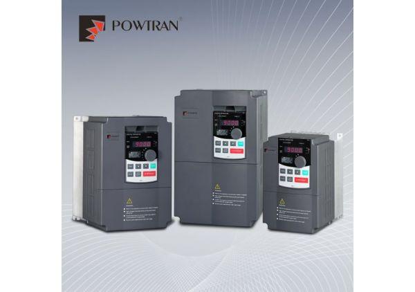 POWTRAN VDF G3-23 220VAC IN - 380VAC OUT