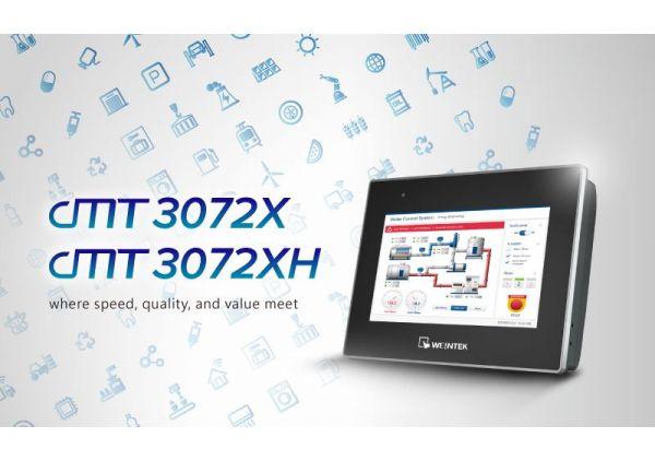 Nueva HMI de 7 ″cMT3072X / cMT3072XH
